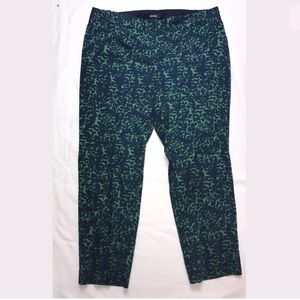 Eloquii Limited Leopard Pants Career Wear